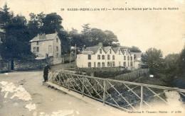 Basse Indre - Arrivée à La Roche Par La Route De Nantes - Basse-Indre