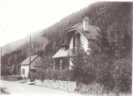 Argentière - La Librairie Et Route De Chamonix - France