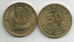 Peru 50 Centimos 1988. UNC/aUNC - Pérou