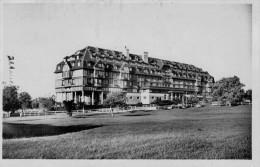 DEAUVILLE  LA  PLAGE  FLEURIE  NEW  GOLF  HOTEL      (VIAGGIATA) - Deauville