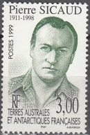 TAAF 1999 Yvert 238 Neuf ** Cote (2015) 1.60 Euro Pierre Sicaud - Terres Australes Et Antarctiques Françaises (TAAF)
