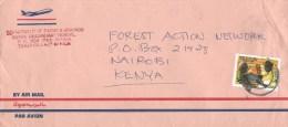 Tanzania 2000 Iringa President Nyerere Cover - Tanzania (1964-...)