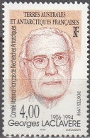 TAAF 1998 Yvert 232 Neuf ** Cote (2015) 1.80 Euro Georges Laclavère - Terres Australes Et Antarctiques Françaises (TAAF)