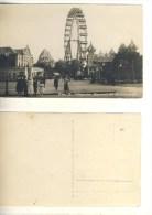 AK Wien Volksprater Riesenrad Hochschaubahn N. Gel. Ca. 1910er S/w (324-AK587) - Prater