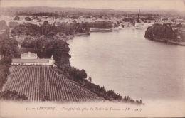 Libourne (33) Vue Générale Prise Du Tertre De Fronsac  CPA  Non Circulée - Libourne