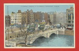 DUBLIN  -  Lot De 8 Cartes Postales Anciennes - Dublin