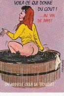 """ALEXANDRE  """" Voici Ce Qui Donne Un Gout! ....au Vin De Pays"""" - Alexandre"""