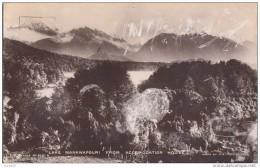 C1930 LAKE MANAWAPOURI FROM ACCOMODATION HOUSE - Nouvelle-Zélande