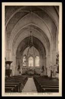 Saint Martin La Rivière - Valdivienne Vienne Interieur De L'église Canton  #01831 - Chauvigny
