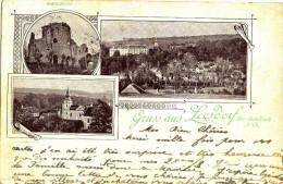 CPA( Autriche)    Gruss Aus Loosdorf - Melk