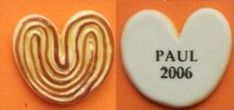 FEVE  PAUL 2006  LE PALMIER - Fèves