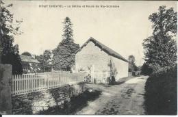 61 Orne Montchevrel La Gâtine Et Route De Sainte Scolasse - France