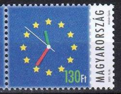 Hungary 2003. European Union Contact Stamp MNH (**) Michel: 4814 - Ungarn