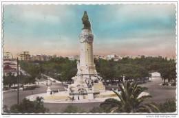 1952 LISBOA - PRACA DO MARQUES DE POMBAL - Lisboa