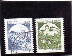 B - 1985 Italia - Castelli - 1946-.. Republiek