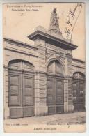 Sint Niklaas, St Nicolas, Pensionnat Et Ecole Normale, Présentation Notre Dame, Entrée Principale (pk23270) - Sint-Niklaas