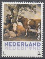 Nederland - Uitgiftedatum 7 Juli 2014 - Mauritshuis - Paulus Potter -  De Stier - MNH - Koeien