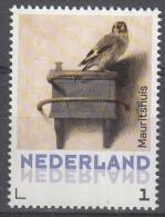 Nederland - Uitgiftedatum 7 Juli 2014 - Mauritshuis - Carel Fabritius - Het Puttertje - MNH - Zangvogels