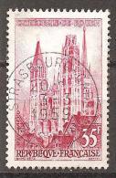 Frankreich 1957 O - Gebruikt