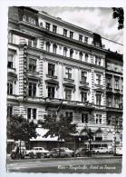 5701  Cpm  WIEN  - Ringstrasse  , Hotel De France  1963 , Superbe Carte Photo !! - Wien Mitte