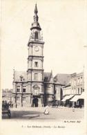 LE CATEAU - La Mairie( Carte Animée) - Le Cateau