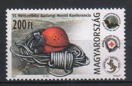 Hungary 2007. Caves - Aggtelek Nice Stamp MNH (**) Michel: 5194 - Ungarn