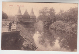 Gent, Gand, Le Rabot (pk23298) - Gent