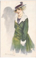 FEMME - Illustrateur MAUZAN - 39 - Mauzan, L.A.