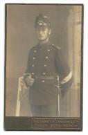 CDV, Militaire Suisse, Samson Et Cie Zurich, 28eme Reg  (bon Etat) - Guerra, Militari