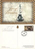 1998 MAN TT 50 Ann Of HONDA  ENTIRE POSTCARD SG 809  FD - Isola Di Man