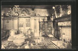 CPA Ranst, Chateau De Doggenhout, Salon De Réception - Ranst
