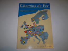 Revue Chemins De Fer 445.446: N° Spécial Sur Les Signalisations Européennes . Très Belles Photos : Signalétique, Trains - Trenes