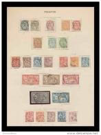 Mise A Prix  1 Euro France - Collection De Timbres Semi Modernes - 1900-1940  -cote 1500 Euros (43) - Collections