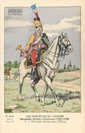 NAPOLEON LES UNIFORMES DU PREMIER EMPIRE HUSSARDS  GUIDES D'AUGEREAU 1797 TROMPETTE GRANDE TENUE - Uniformes