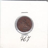 1 CENTIME Cuivre Albert I 1912 FR - 01. 1 Centesimo