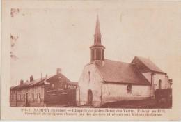 CPA 80 NAMPTY Chapelle Notre Dame Des Vertus - France