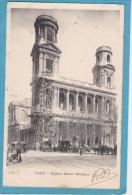 PARIS  -  ÉGLISE  SAINT  SULPICE - Eglises