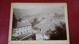 Photo Cartonnée LEPUIX GY (Territoire De Belfort) Vers 1902 Dimension 13,4 X 18,4 Cms - Lieux