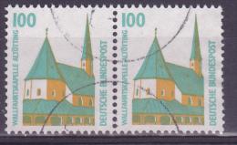 BRD Waagerecht Paar1406/1406 - [7] West-Duitsland