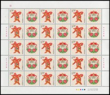 2014 CHINA G-35 CELEBRATION GREETING F-SHEET - 1949 - ... People's Republic