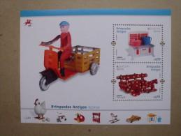 Azoren   BL    Kinderspielzeug    Europa Cept   2015  ** - 2015