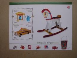 Madeira    BL    Kinderspielzeug    Europa Cept   2015  ** - 2015