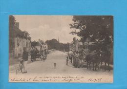 GENLIS- Route De Dijon - Otros Municipios
