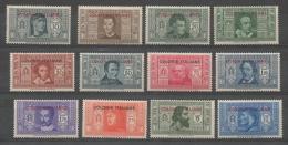 Regno Colonie Emissioni Generali 1933 - Pro Società Dante Alighieri MH * Con Difetti - Emissioni Generali