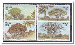 Venda 1982, Postfris MNH, Trees - Venda