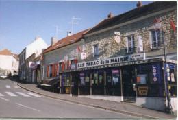 CPM 95 BOISSY L AILLERIE BAR TABAC DE LA MAIRIE - Boissy-l'Aillerie