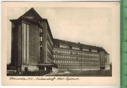 Gleiwitz Os, Eichendorff-Ober-LyzeumFOTO; Maße  : 10,7 X7,5  CmFoto-Reinisch, Viernheim/Hessen Zustand: Sehr Gut - Schlesien