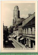 Gleiwitz Os, Ratiborer Str. M. Kath. KircheFOTO; Maße  : 10,7 X7,5  CmFoto-Reinisch, Viernheim/Hessen Zustand: Sehr Gut - Schlesien