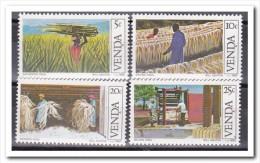 Venda 1982, Postfris MNH, Agriculture - Venda