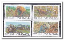 Venda 1986, Postfris MNH, Forestry - Venda